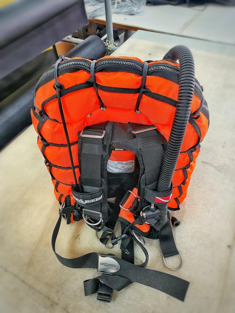 Fly Tech GAV BCD DiveSystem DiveSystem