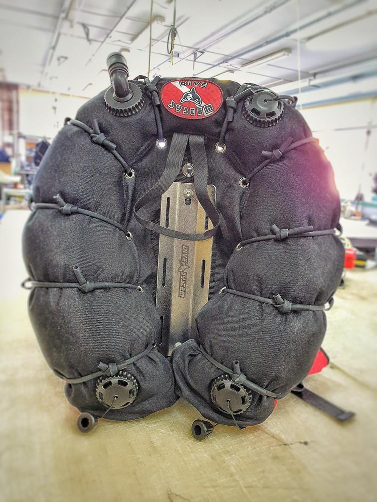 Tech Deep GAV BCD DiveSystem DiveSystem