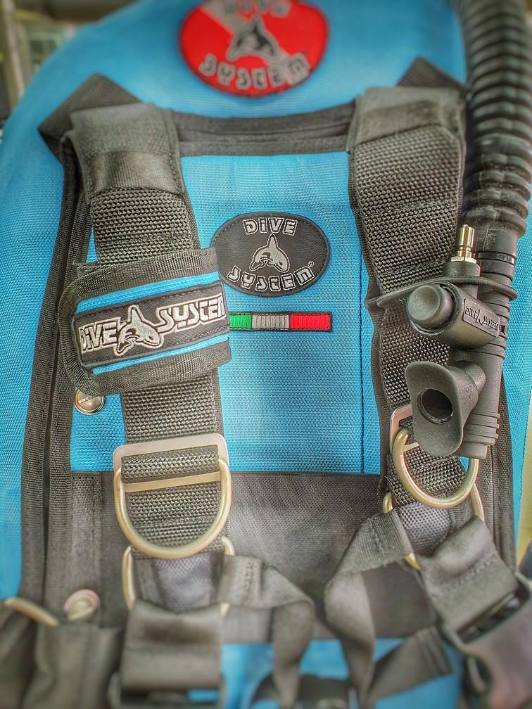 Tekky GAV BCD DiveSystem DiveSystem