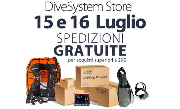 Le Offerte dell'Estate DiveSystem