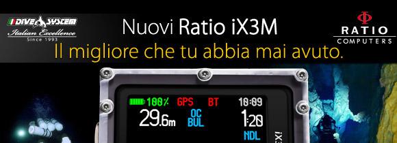 Nuovi Ratio iX3M