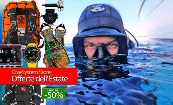 Le Offerte dell'Estate DiveSystem