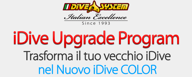 iDive UPGRADE Program