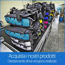 Acquista i prodotti DiveSystem: